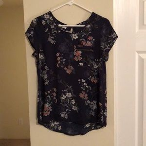Maurice's floral top
